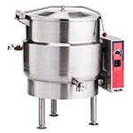 Vulcan-Hart K40EL Stationary Kettle w/ 40-Gallon Capacity, Spring Cover, 240/3 V