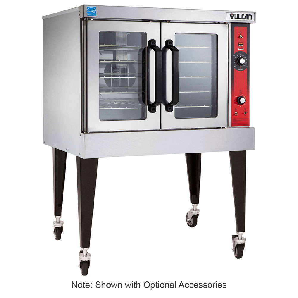 Vulcan VC4ED Full Size Electric Convection Oven - 240v/3ph