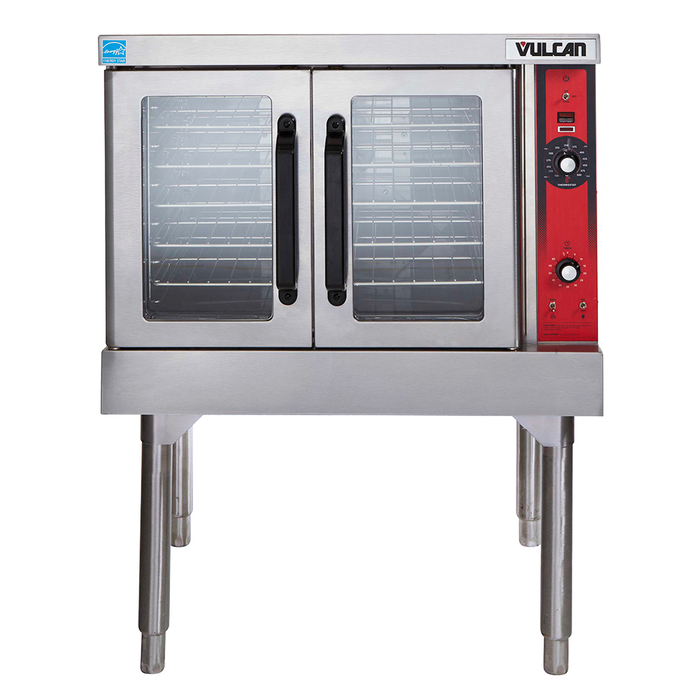 Gas Convection Oven ~ Vulcan vc gd full size gas convection oven ng