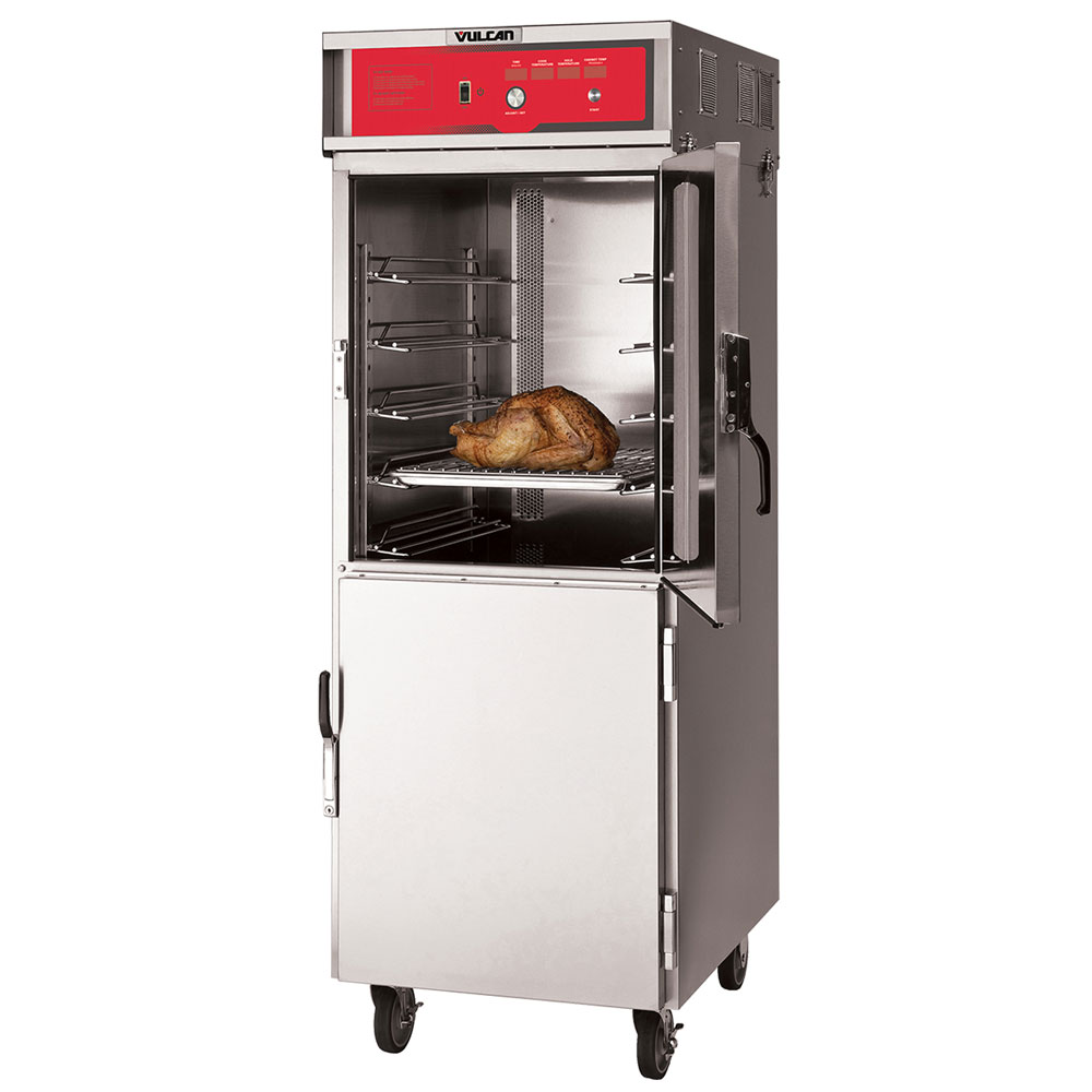 Vulcan-Hart VCH16 Full Height Mobile Heated Cabinet w/ (16) Pan Capacity, 240v/1ph
