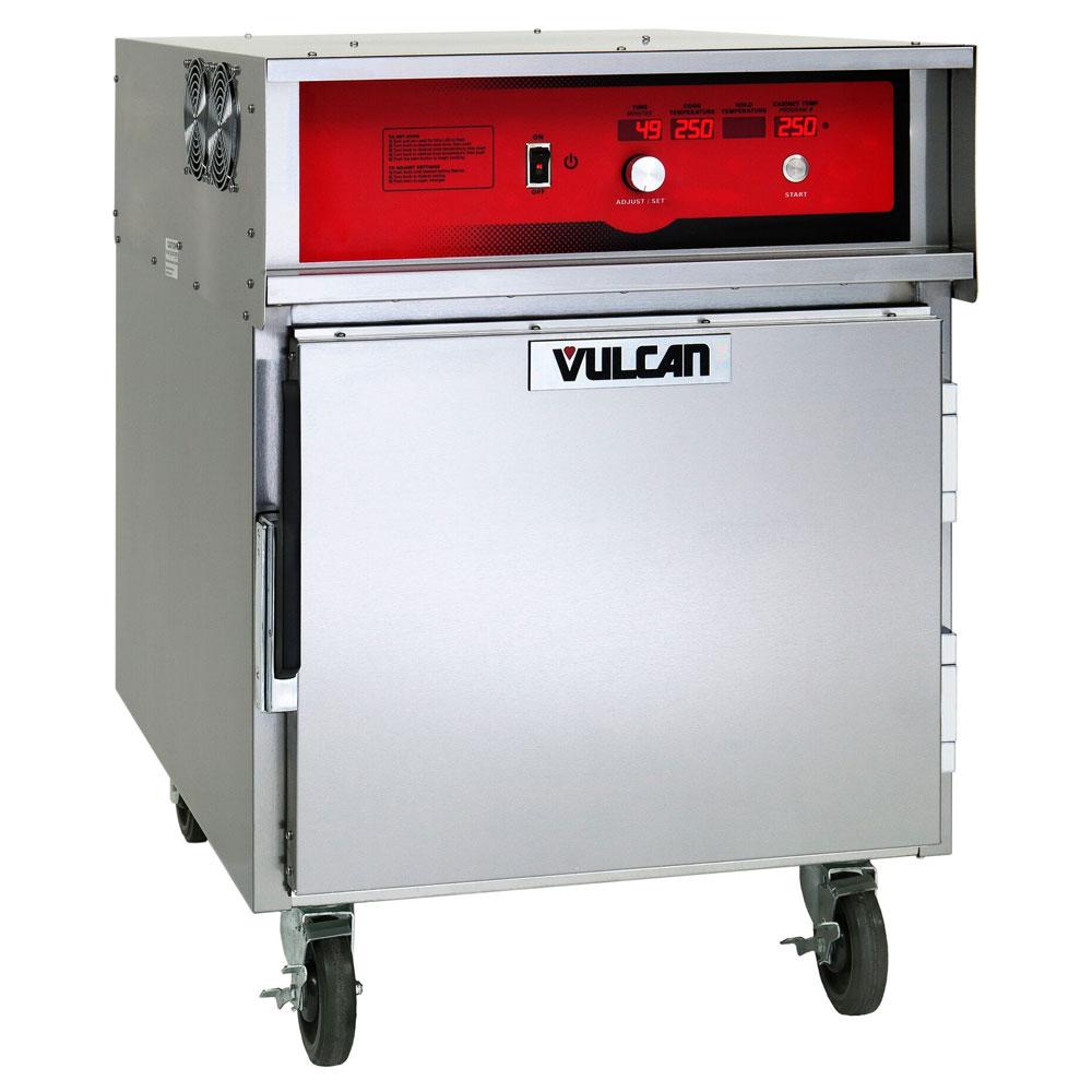 Vulcan-Hart VCH5 1/2-Height Mobile Heated Cabinet w/ (5) Pan Capacity, 240v/1ph