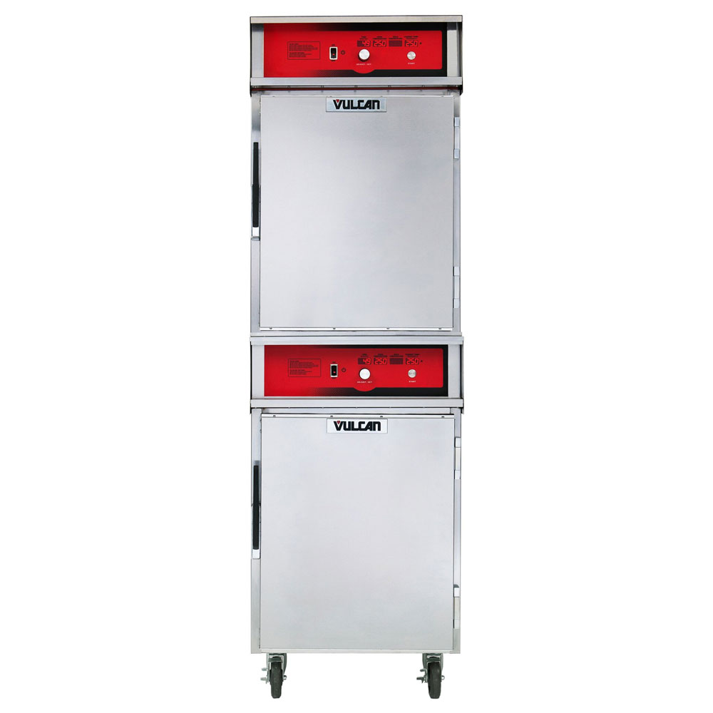 Vulcan-Hart VCH88 Full Height Mobile Heated Cabinet w/ (8) Pan Capacity, 208v/1ph