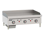 Vulcan-Hart VCRG36TNG 36-in Griddle, Counter Model w/ Mechanical Snap Action Thermostat, NG