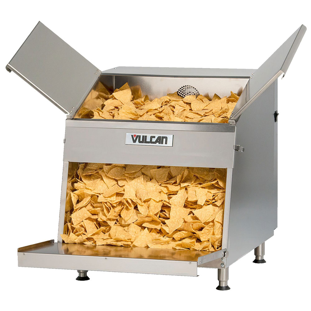 Vulcan-Hart VCW26 Top Load Chip Warmer w/ 26-Gallon Capacity, 120v