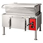 "Vulcan-Hart VE40 46"" Braising Pan w/ 40-Gallon Capacity, Manual Tilt, 208/1 V"
