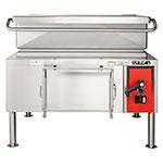 "Vulcan-Hart VE40 46"" Braising Pan w/ 40-Gallon Capacity, Manual Tilt, 208/3 V"