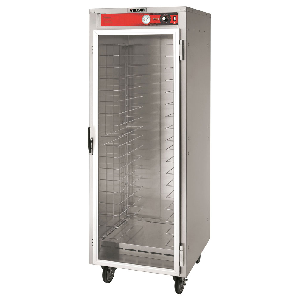 Vulcan-Hart VHFA18 Full Height Mobile Heated Cabinet w/ (18) Pan Capacity, 120v