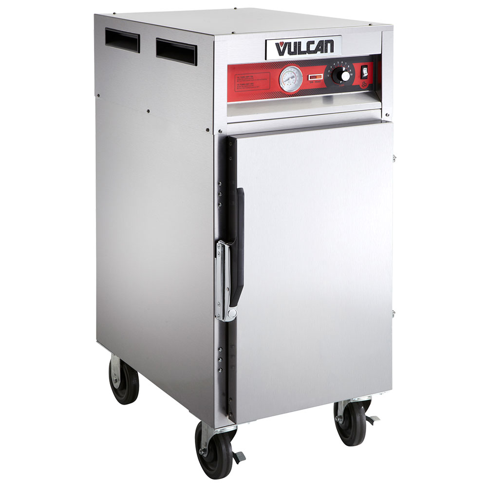 Vulcan-Hart VHP7 Insulated  Holding Transport Cabinet, Steam Table Pans, 120/50-60/1 V