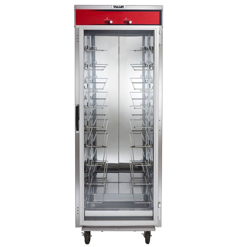 Vulcan VHU18 Full Height Mobile Heated Cabinet w/ (18) Pan Capacity, 120v