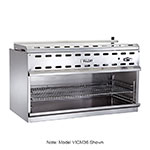 "Vulcan-Hart VICM60 60"" Gas Cheese Melter w/ Infrared Burner, Stainless, NG"