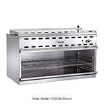 "Vulcan-Hart VICM60 60"" Gas Cheese Melter w/ Infrared Burner, Stainless, LP"