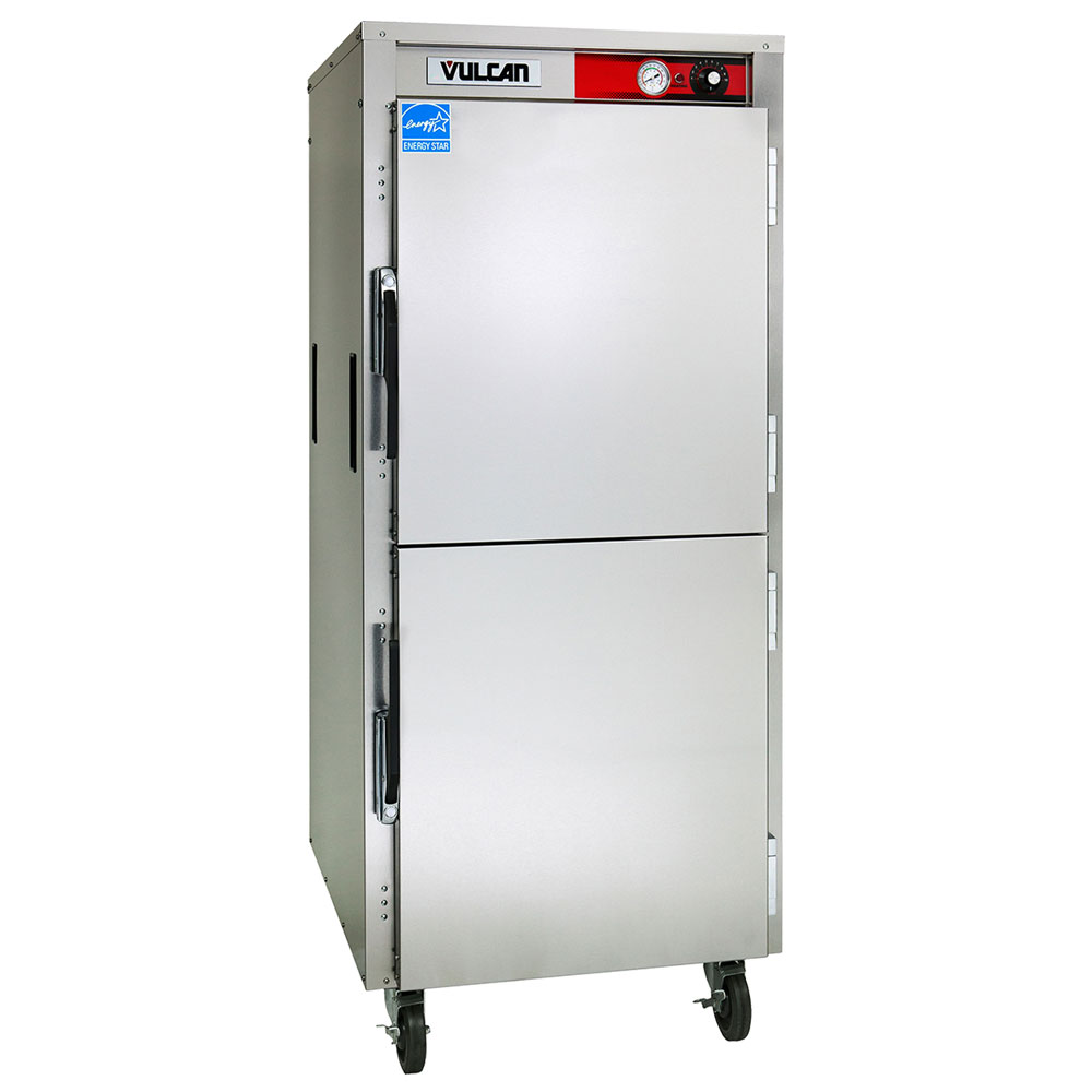 Vulcan VPT13 Full Height Mobile Heated Cabinet w/ (13) Pan Capacity, 120v