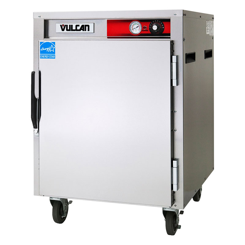 Vulcan VPT7LL 1/2-Height Mobile Heated Cabinet w/ (15) Pan Capacity, 120v
