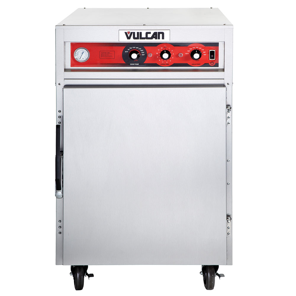 Vulcan VRH88 Full Height Mobile Heated Cabinet w/ (16) Pan Capacity, 208v/1ph