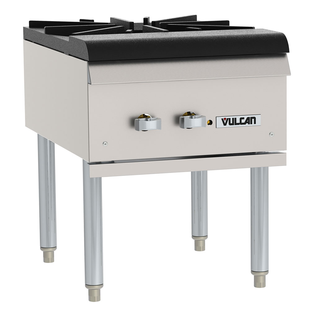 Vulcan-Hart VSP100 1-Burner Stock Pot Range, NG