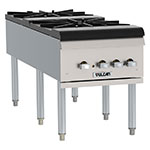 Vulcan-Hart VSP200F 2-Burner Stock Pot Range, LP