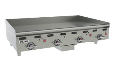 "Vulcan-Hart 960RX-30 60"" Electric Griddle - Thermostatic, 1"" Steel Plate, NG"