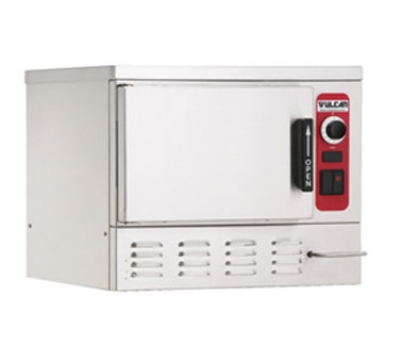 Vulcan-hart C24EA3-BSC Countertop Convection Steamer w/ Basic Controls, 3-Pan, 208/3v