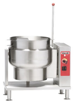 Vulcan-Hart K20ETT 2081 Tilting Kettle w/ 20-Gallon Capacity, Splash Proof Console, 208/1 V