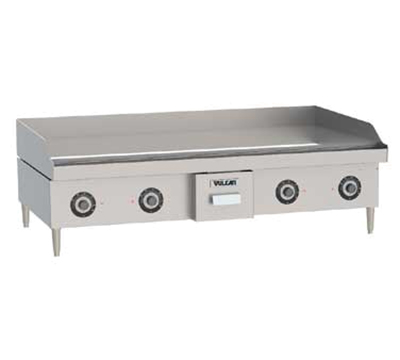 "Vulcan-Hart RRE48D 2081 48"" Electric Griddle - Thermostatic, 3/4"" Steel Plate, 208v/1ph"