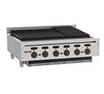 "Vulcan-Hart VACB36 36-1/8"" Radiant Charbroiler w/ Cast Iron Grates, LP"