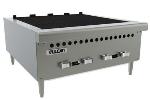 Vulcan-hart VCRB25LP 25-3/8-in Charbroiler, Countertop w/ 4-Cast Iron Burners, LP