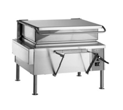 "Vulcan-Hart VE40 2401 46"" Braising Pan w/ 40-Gallon Capacity, Manual Tilt, 240/1 V"