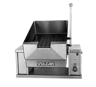 Vulcan-Hart VECTS12 2401 Countertop Braising Pan w/ 12-Gallon Capacity, Pour Lip, 240/1 V