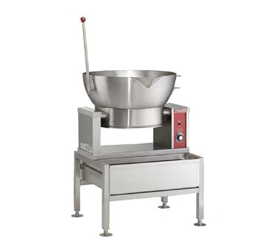 Vulcan-Hart VECTS16 2401 Countertop Braising Pan w/ 16-Gallon Capacity, Pour Lip, 240/1 V