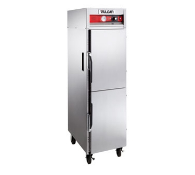 Vulcan-hart VHP15 Holding Transport Cabinet, Mobile, Steam Tables Pans, 120/50-60/1 V