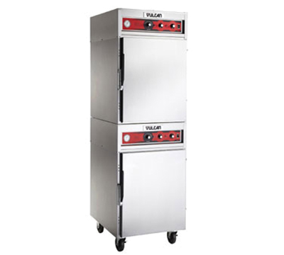 Vulcan-Hart VRH88 2081 Cook Hold Cabinet, Double Deck w/ Mechanical Control, 208/50/60/1 V