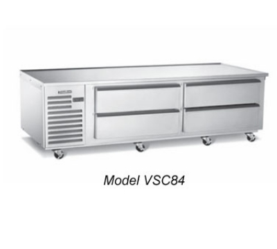 "Vulcan-Hart VSC60 60"" Chef Base w/ (2) Drawers - 115v"