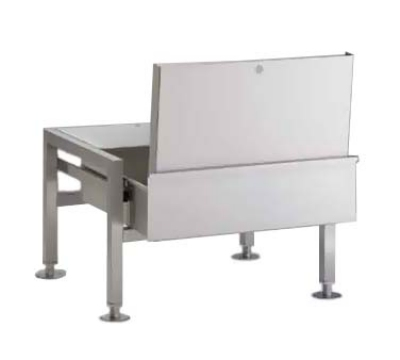 "Vulcan-Hart STAND VSKT30 29-1/2"" Equipment Stand for Electric Counter Kettle & Braising Pan"