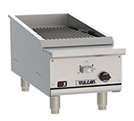 "Vulcan-Hart VTEC14 14-1/2"" Countertop Charbroiler w/ Conversion Burner, NG"