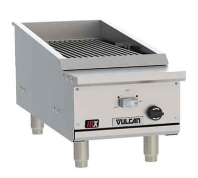 """Vulcan-Hart VTEC14 14-1/2"""" Countertop Charbroiler w/ Conversion Burner, LP"""
