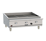 Vulcan-hart VTEC36 NG 36-1/2-in Countertop Charbroiler w/ Conversion Burner, NG