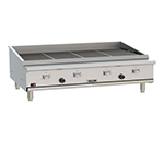 "Vulcan-Hart VTEC48 LP 47-1/2"" Countertop Charbroiler w/ Conversion Burner, LP"