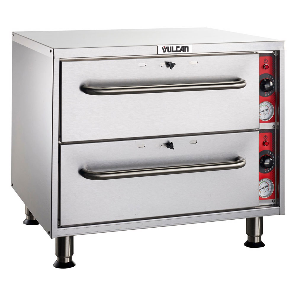 Vulcan-Hart VW2S_BI Warming Drawer w/ 2-Drawer, Built-In, Door Vents, 120 V