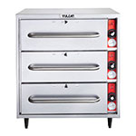 Vulcan-Hart VW3S-1 Warming Drawer w/ 3-Drawer, Free Standing, Door Vents, 120 V