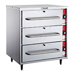 Vulcan-Hart VW3S_BI Warming Drawer w/ 3-Drawer, Built-In, Door Vents, 120 V