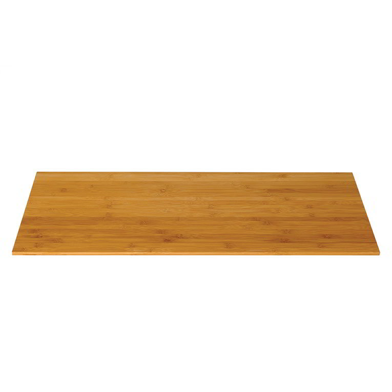 "Rosseto BP100 Rectangular Display Platter - 33-1/2x14"" Bamboo"