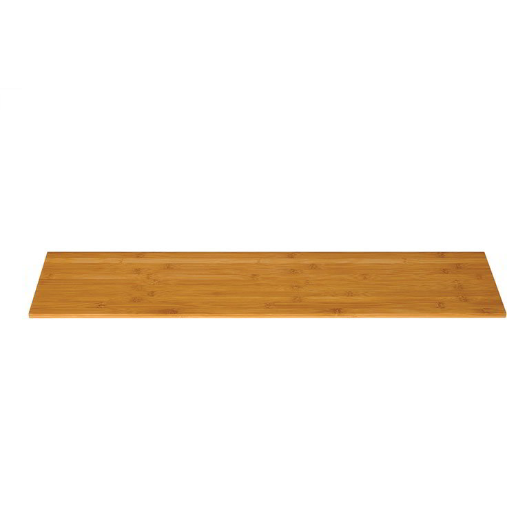 "Rosseto BP200 Rectangular Display Platter - 33-1/2x8"" Bamboo"