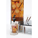 Rosseto LD115 1-1/2-gal Beverage Dispenser - Stainless Base