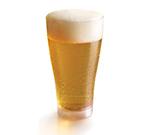 Rosseto Serving Solutions L50500 18-oz Liteware Beer Glass - Polystyrene, Clear
