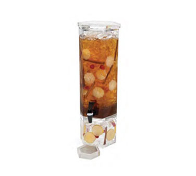 Rosseto Serving Solutions LD105 1-1/2-gal Beverage Dispenser - Acrylic Base