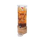 Rosseto Serving Solutions LD114 1-1/2-gal Beverage Dispenser - Bamboo Base