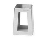 """Rosseto Serving Solutions SM150 7"""" Pyramid Riser - Stainless"""