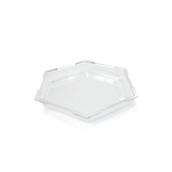 "Rosseto Serving Solutions SA100 14"" Decorative Ice Bath - Acrylic"