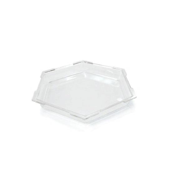 "Rosseto Serving Solutions SA101 16"" Decorative Ice Bath - Acrylic"