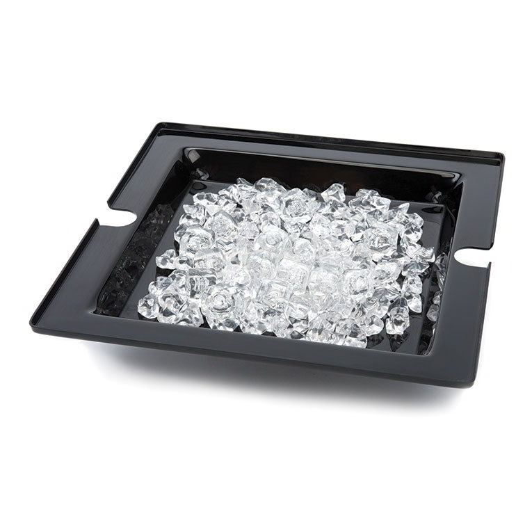 Rosseto SA122 Square Ice Display Platter for SM220 & SM22...